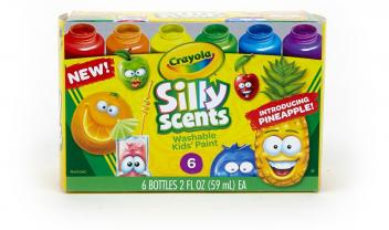 Crayola 6oz Wahsable SillyScents Paint