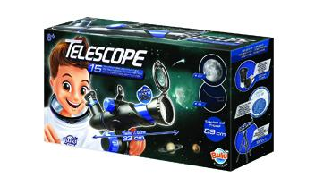Telescope with 15 activities
