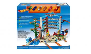 Hot Wheels® Ultimate Garage