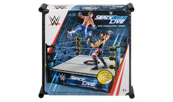 WWE Superstar Ring Assortment