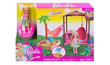 Barbie® Tiki Hut