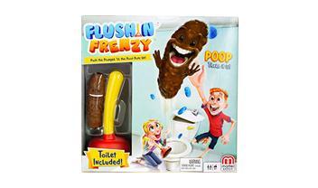 Flushin' Frenzy™ - Funny Toilet Game For Kids