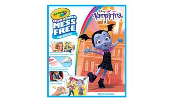 Crayola Disney Vampirina Color Wonder