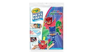 Crayola Color Wonder PJ Masks Overwrap Toy
