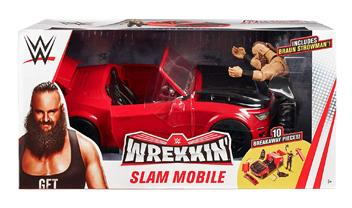 WWE Slam Mobile