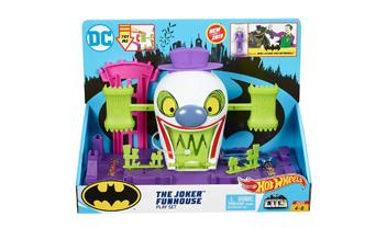 Hotwheels City Batman Playset