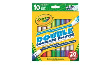 Double Doodle Markers