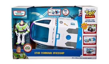 Disney Pixar Toy Story Buzz Lightyear's Star Command