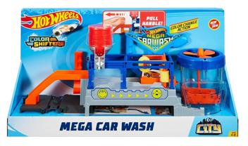 Mega Car Wash
