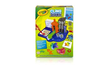 Cling Creator Activity Kit