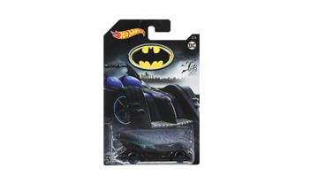 Hotwheels Themed Cars - Batman Assortment