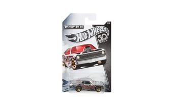 Hot wheels 50th Anniversary Zamac Themed Assortments