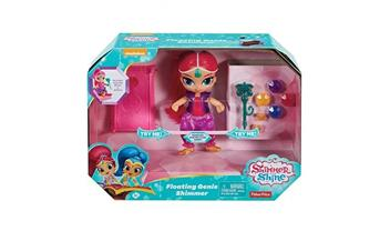 Floating Genie Shimmer and Shine Doll Playset
