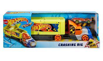 Hot Wheels Crashing Rig