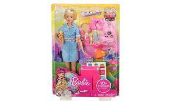Barbie® Travel Doll