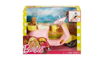 Barbie® Scooter