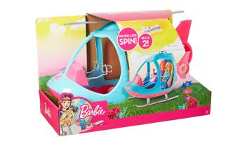 Barbie® Travel Helicopter