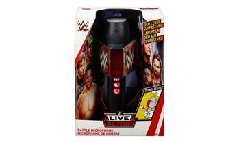 WWE Rumblin' Smack Talkin' Battle Microphone