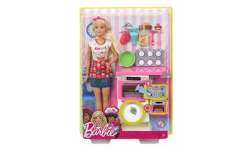 Barbie® Bakery Chef Doll and Playset