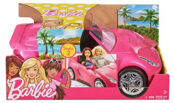 Barbie® Convertible Car