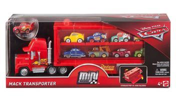 Cars Mack Transporter Vehicle