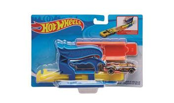 Hot Wheels® Pocket Launcher and Car