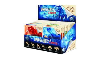 BK Wooden Dinos 3D